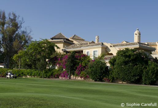 Golf lovers will adore Guadalmina, you could have the course right on your doorstep! © Sophie Carefull