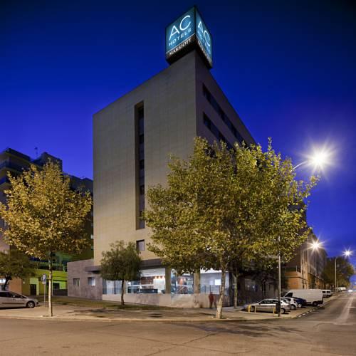 The Contemporary AC Hotel Huelva.