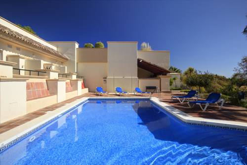 The fabulous Greenlife Golf Apartments in Marbella on the Costa del Sol.
