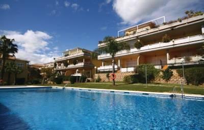 Apartment Las Mimosas Golf
