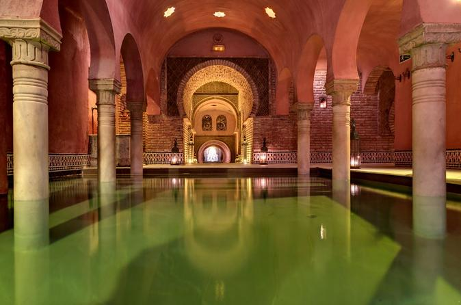 Arabian Baths Experience