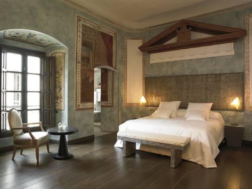 Bedroom Palacio del Bailio