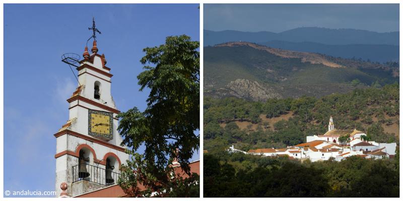 The village church, Nuestra Señora de la Concepción. ©andalucia.com