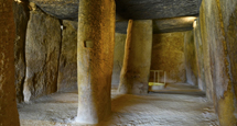 "Antequera Dolmens are inscribed on the UNESCO World Heritage list as ""outstanding examples of megalithic architecture"""