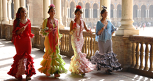 The Sevilla Feria takes place from 15 to 21st April 2018, be sure not to miss this exciting fair.