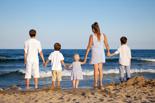 Family life in Andalucia.  © istock