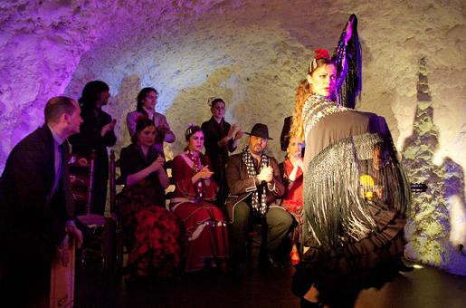 Flamenco Show in Albaicin with Optional Dinner