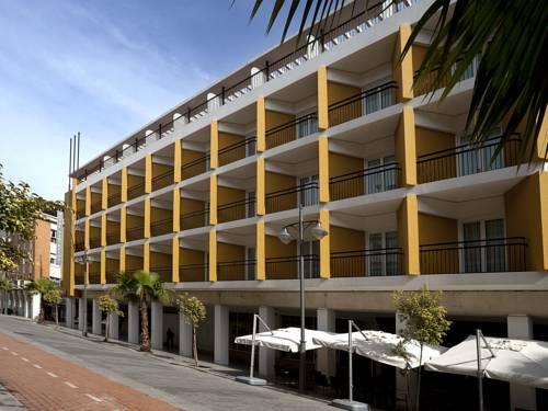 The simple yet stylish Hotel Eurostars Tartessos