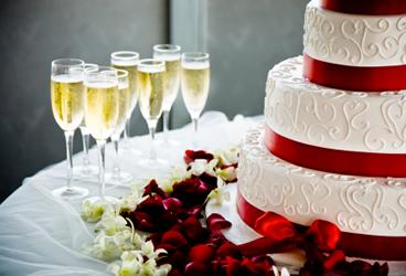 © Michelle Chaplow Wedding cake