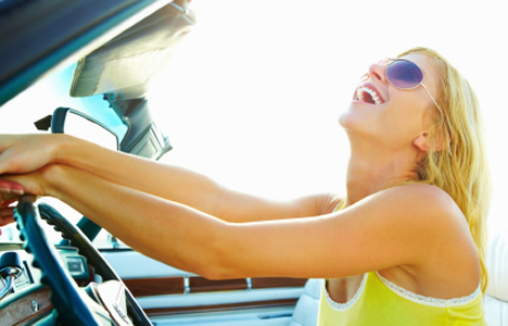 © iStock Enjoy the freedom of freedom of driving around Andalucia