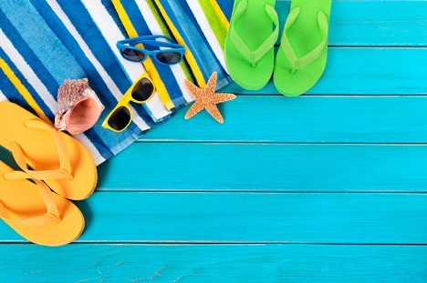 © iStock photo A day on the beach in Marbella: there´s something for everyone.