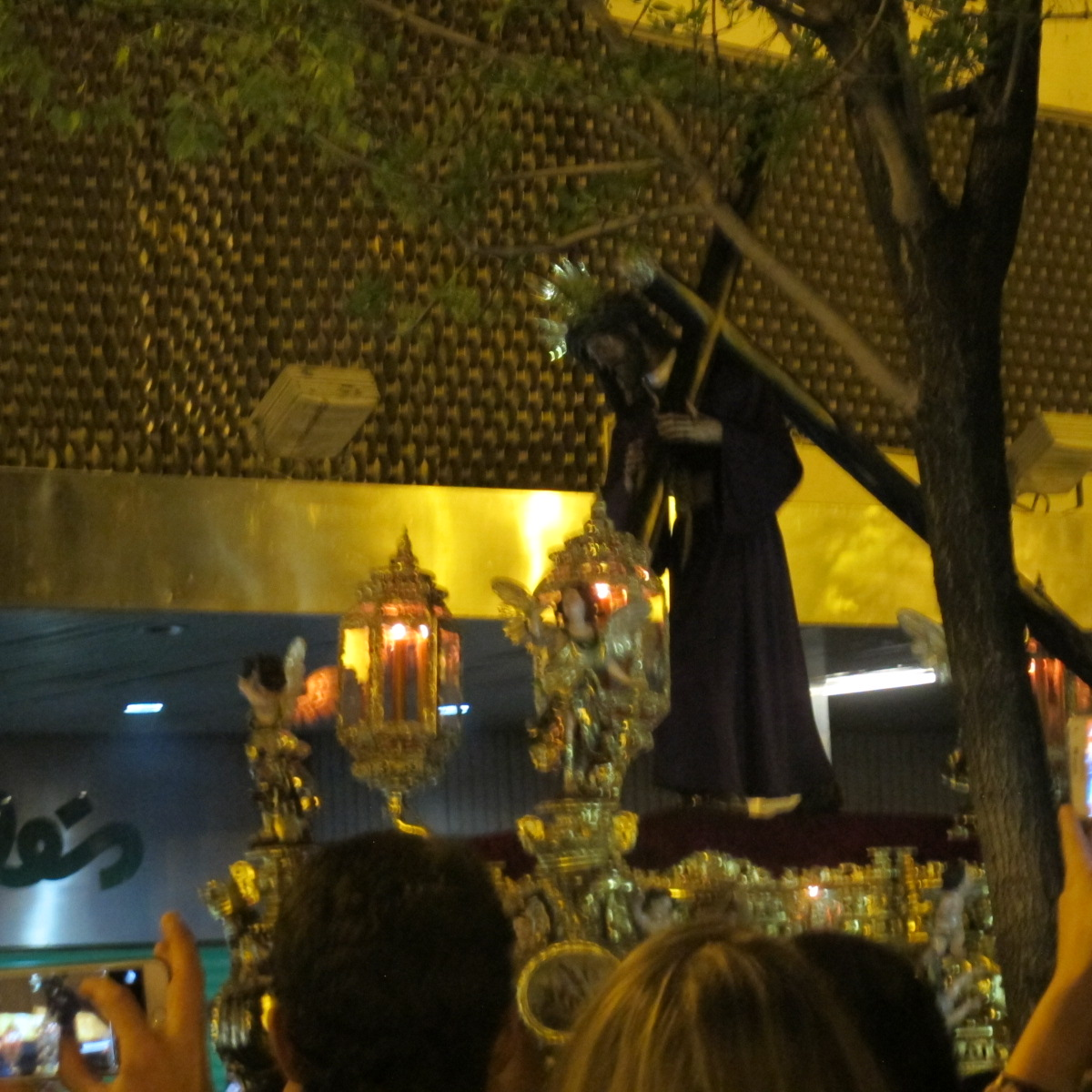 The Madrugada (early hours) Jesus del Gran Poder is one of the city´s most venerated religious works of art.