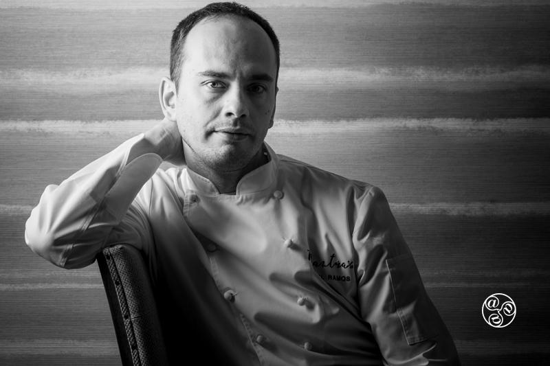 Chef Israel Ramos ©La Mantúa