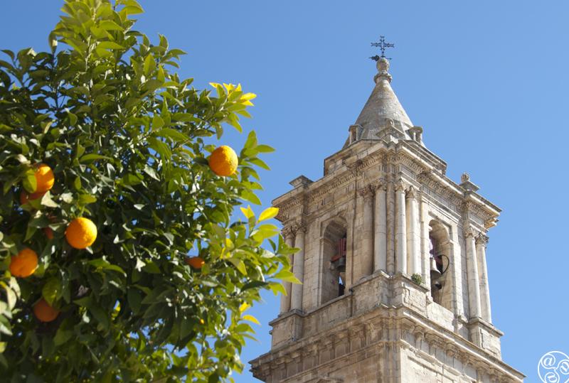 La iglesia de Nuestra Señora de la Asunción ©Michelle Chaplow