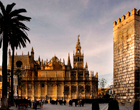 Monumental Seville Walking Tour Cathedral, Giralda and Alcazar