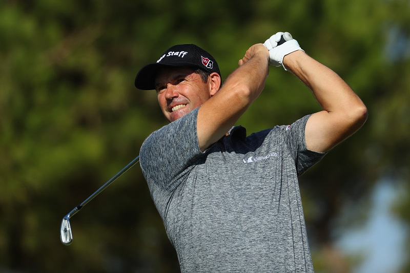 Padraig Harrington©Getty Images ©