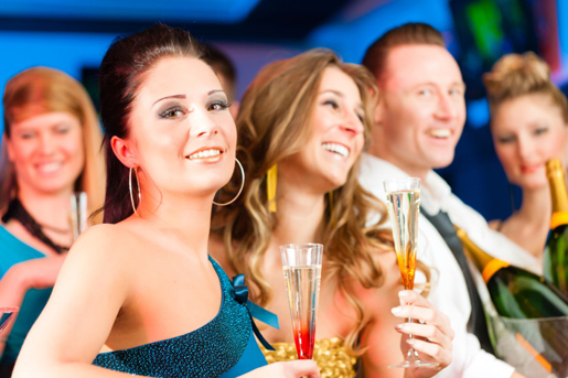 Puerto Banus is renowned for its glamourous bars and clubs. © istock