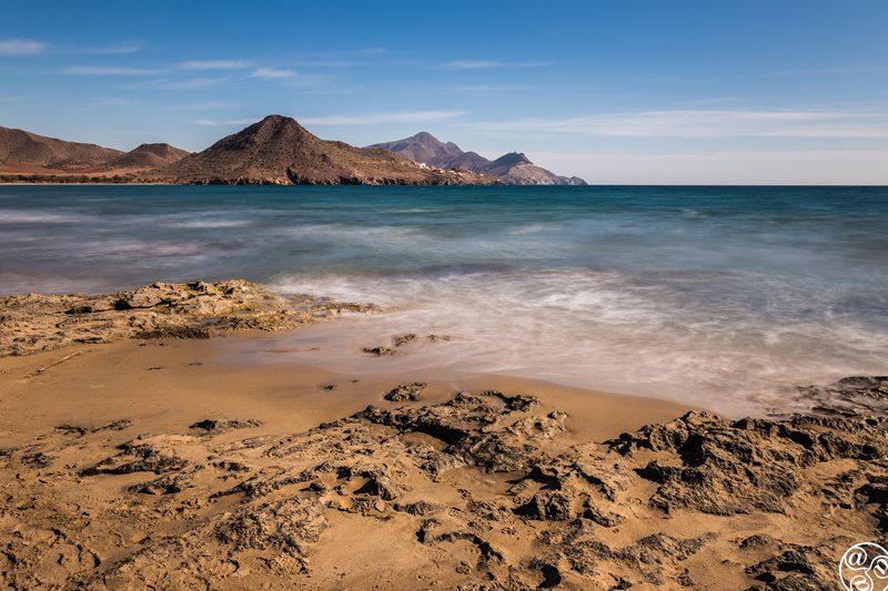 Playa de los Genoveses in the National Park of Cabo de Gata ©