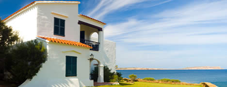 Property on the Costa del Sol, Spain.