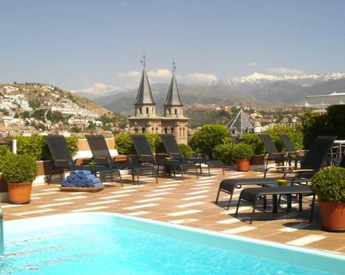 Hotel Carmen terrace