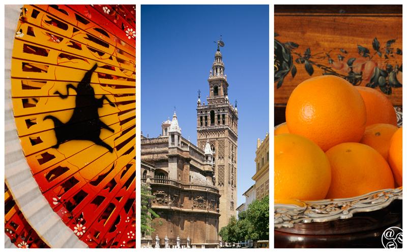 Seville is a joyus city ©Michelle Chaplow