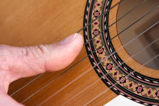 The flamenco Guitar. © istock