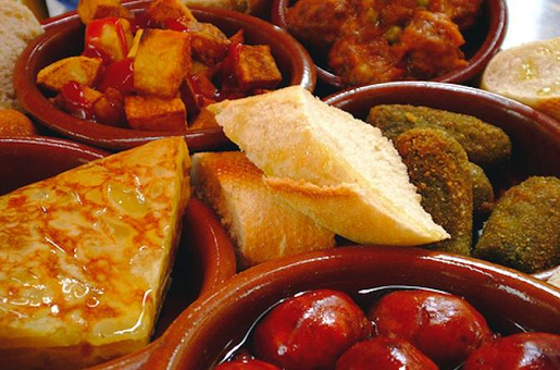 Tapas Guided Tour in Granada