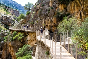 Caminito del Rey - Morning guided tour