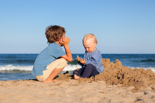 Looking after your little ones in Andalucia. © istock
