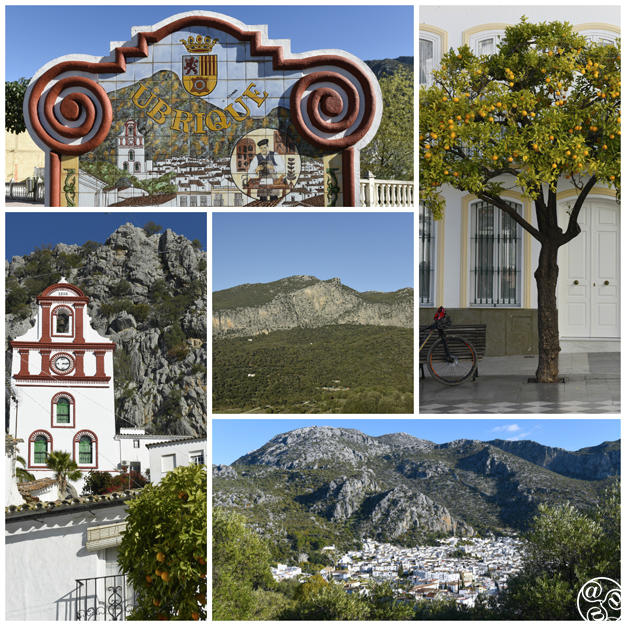 Ubrique in situated where the Natural Parks of Grazalema and Los Alcornocales Natural Park meet, so you can enjoy superb hiking in the surrounding area. ©Michelle Chaplow