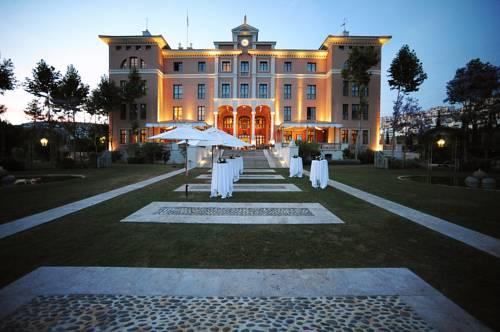 The stunning Villa Padierna Palace hotel