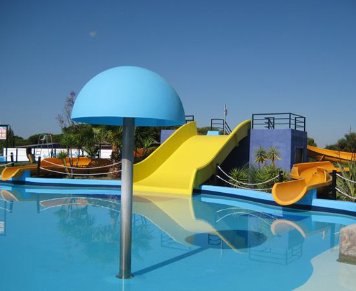 Children's play pool at Aquapolis, Cartaya. © Aquapolis, Cartaya
