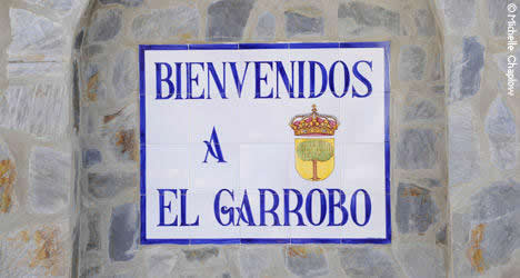 Welcome to El Garrobo! © Michelle Chaplow
