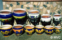 Handmade ceramics from Almeria