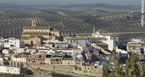 Baena boasts many fine monuments and produces superb olive oil
