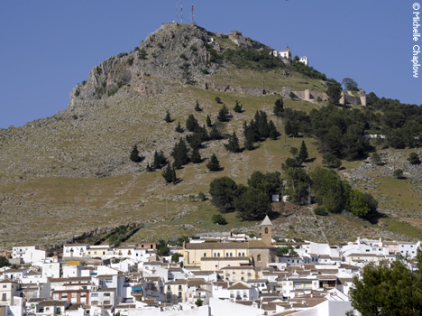 archidona nestled in the foothills of the sierra de gracia michelle