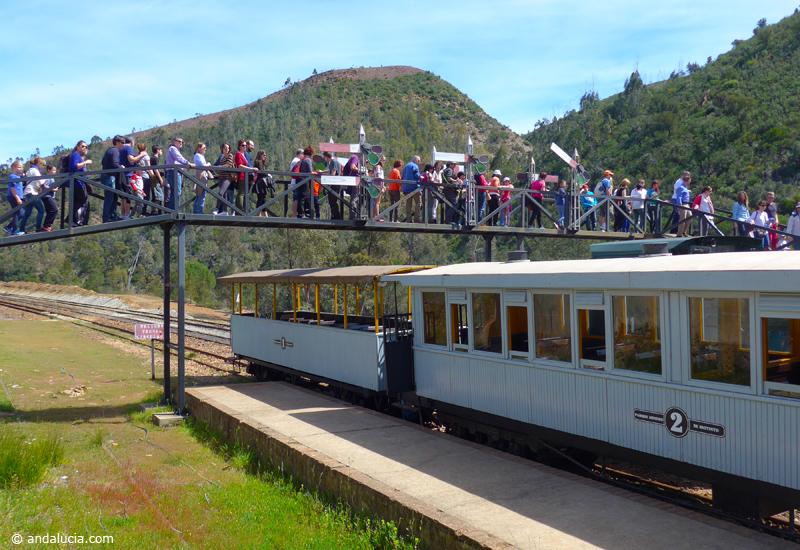All aboard the Rio Tinto Express