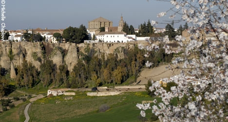 Ronda is one of the most beautiful towns in Andalucia. © Michelle Chaplow