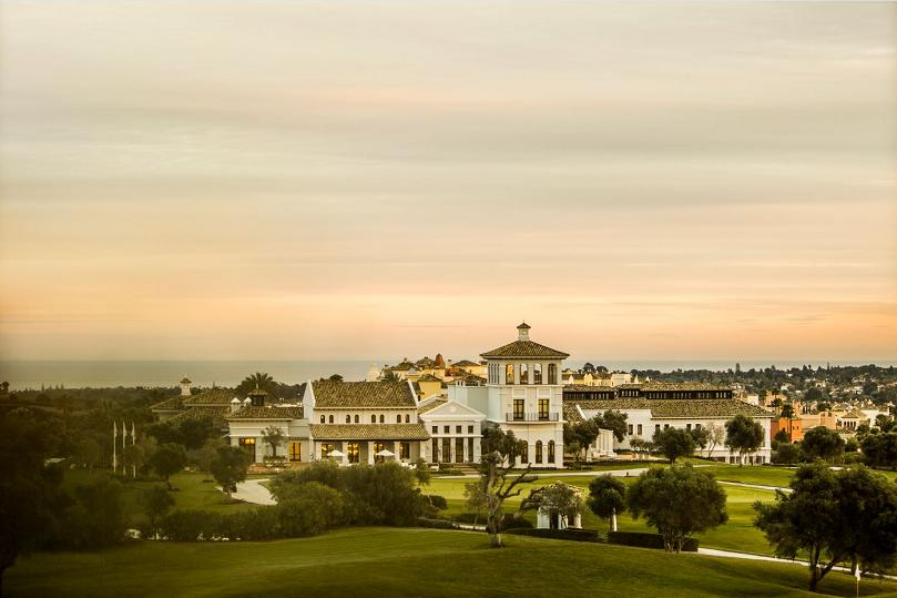 La reserva Golf and Clubhouse © Sotogrande SA