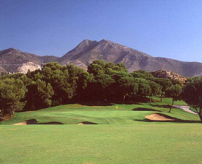 Golf Torrequebrada © Golf Torrequebrada