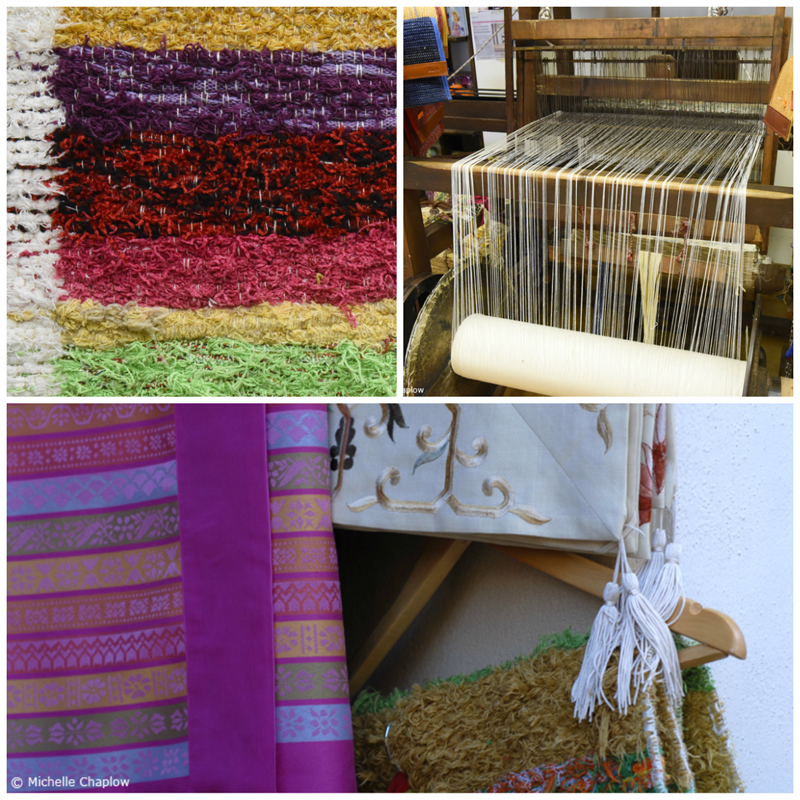 There are many fine weavers in Andalucia  © Michelle Chaplow