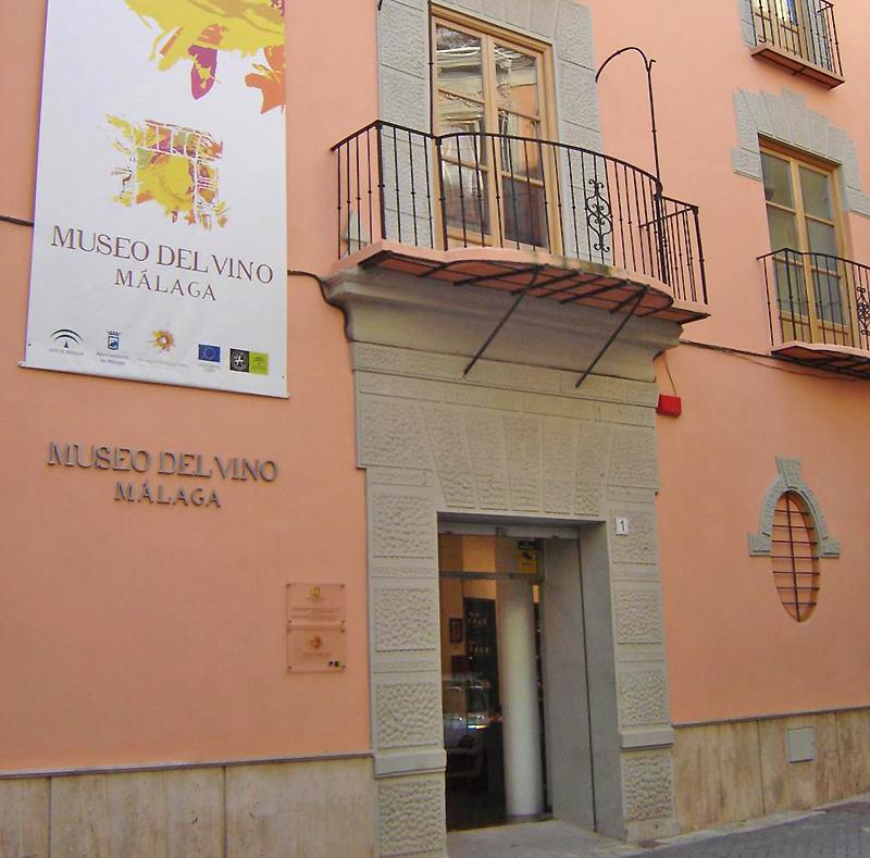 Malaga Wine Museum  Photo © Museo del vino de Malaga