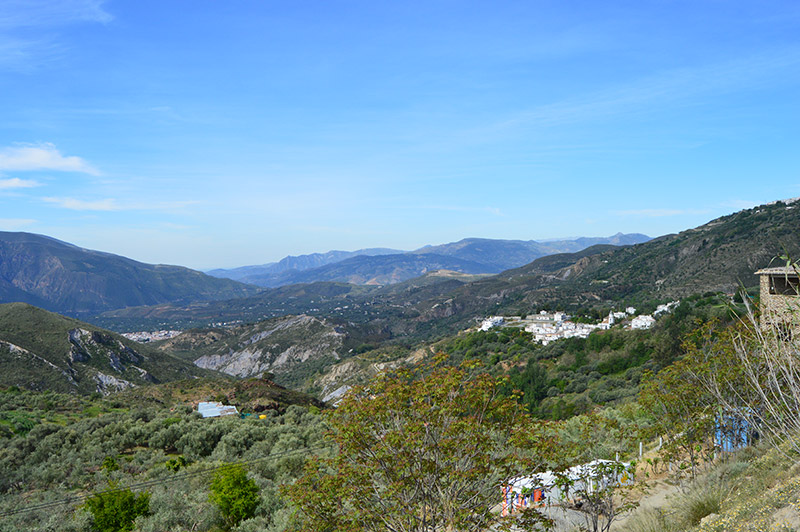The stunning rural landscape of the Alpujarras © Barcley Spìcer-Jenkins