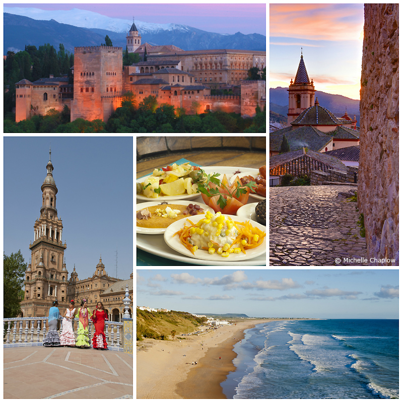 Top Ten things to do and see in Andalucia © Michelle Chaplow