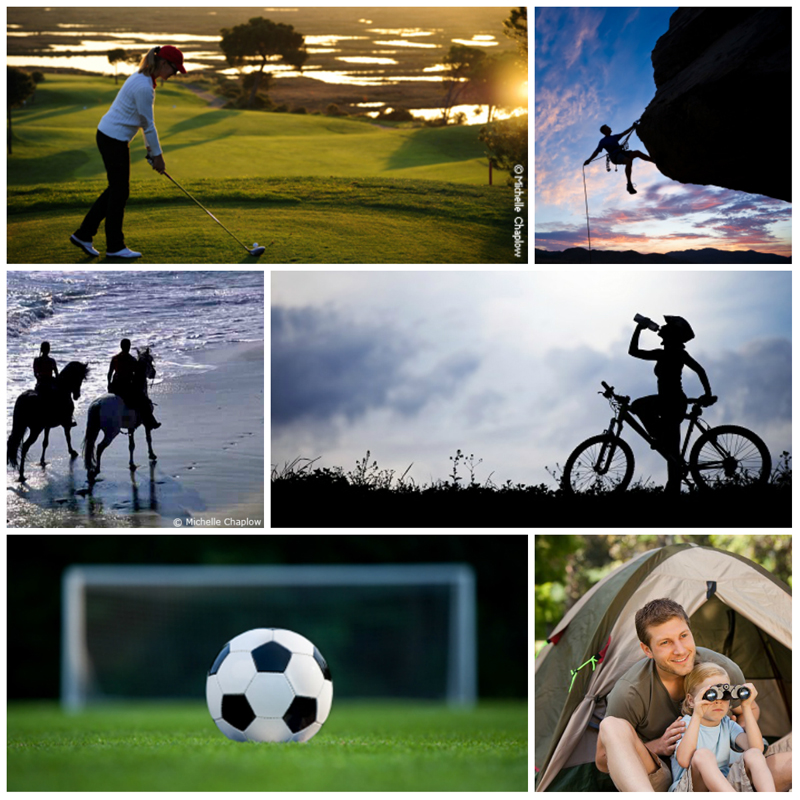Sports in Andalucia photos © Michelle Chaplow and ©istockphoto