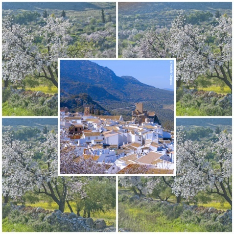 Zuheros one of the most stunning villages in Andalucia © Michelle Chaplow