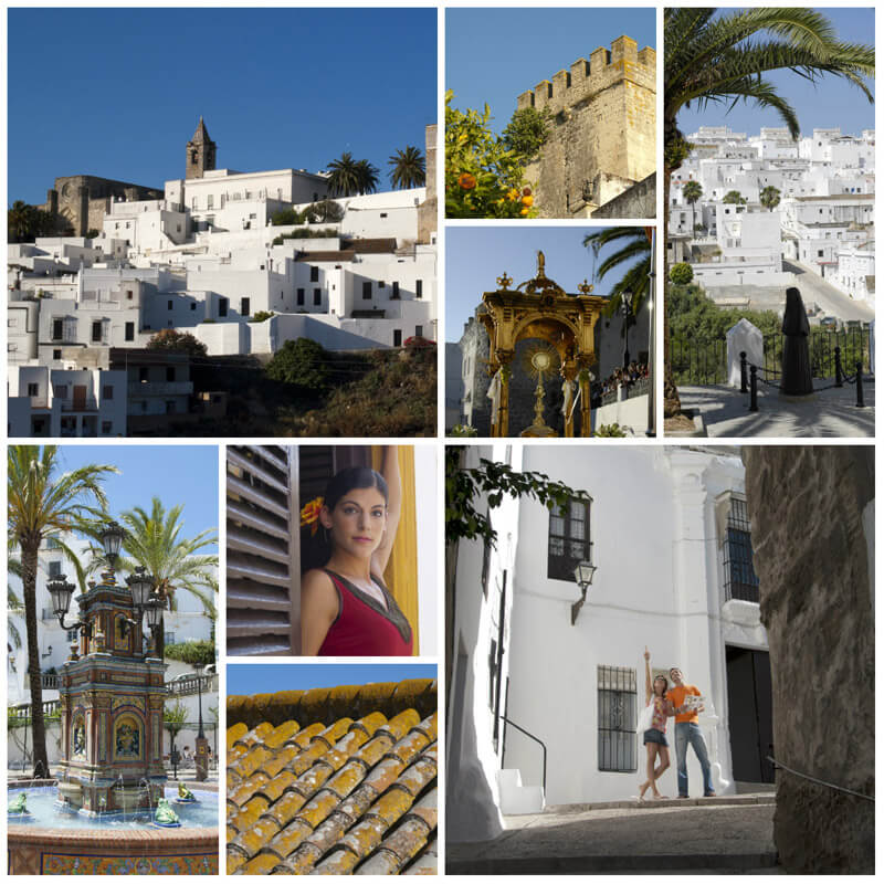 Vejer de la Frontera, so much to see and do. © Michelle Chaplow